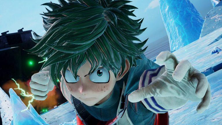 Jump Force Confirmed Added Midoriya Izuku Characters