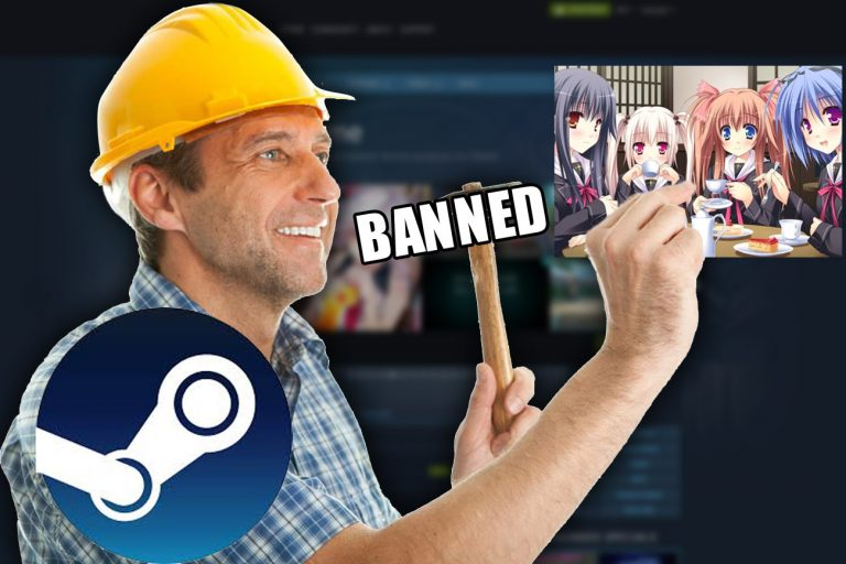 Valve Will Ban Developer Who Using Loli In 18+Rate Games