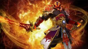 The Strongest Fire Elemen In Dota 2 - Ember Spirit
