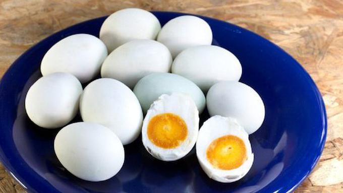 Manfaat dari Telur Asin Untuk Kesehatan